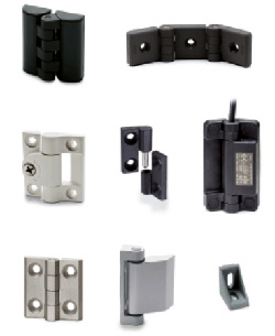 ELESA Hinges and Connections