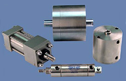Fabco Stainless Steel Cylinders