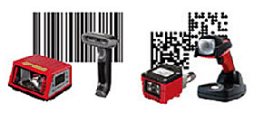 Leuze Bar Code and 2D Code Readers