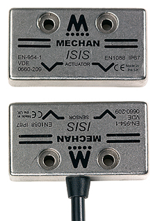 Mechan ISIS Coded Magnet Safety Switch