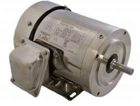 Sterling Electric Stainless Steel Motor