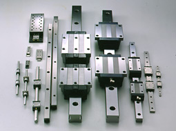 IKO International Linear Motion Rolling Guide Series