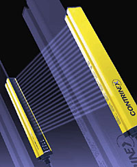 Contrinex Safety Light Curtains