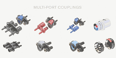 Multi-Port Couplings